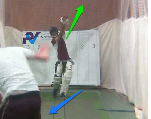 How to Hit an Annoyingly Accurate Bowler off a Length