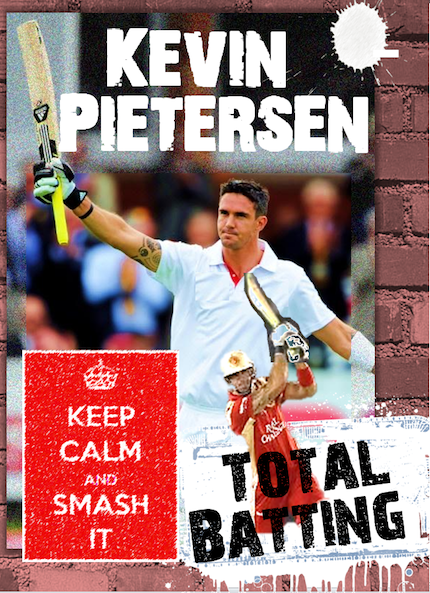 Kevin Pietersen - Total Batting