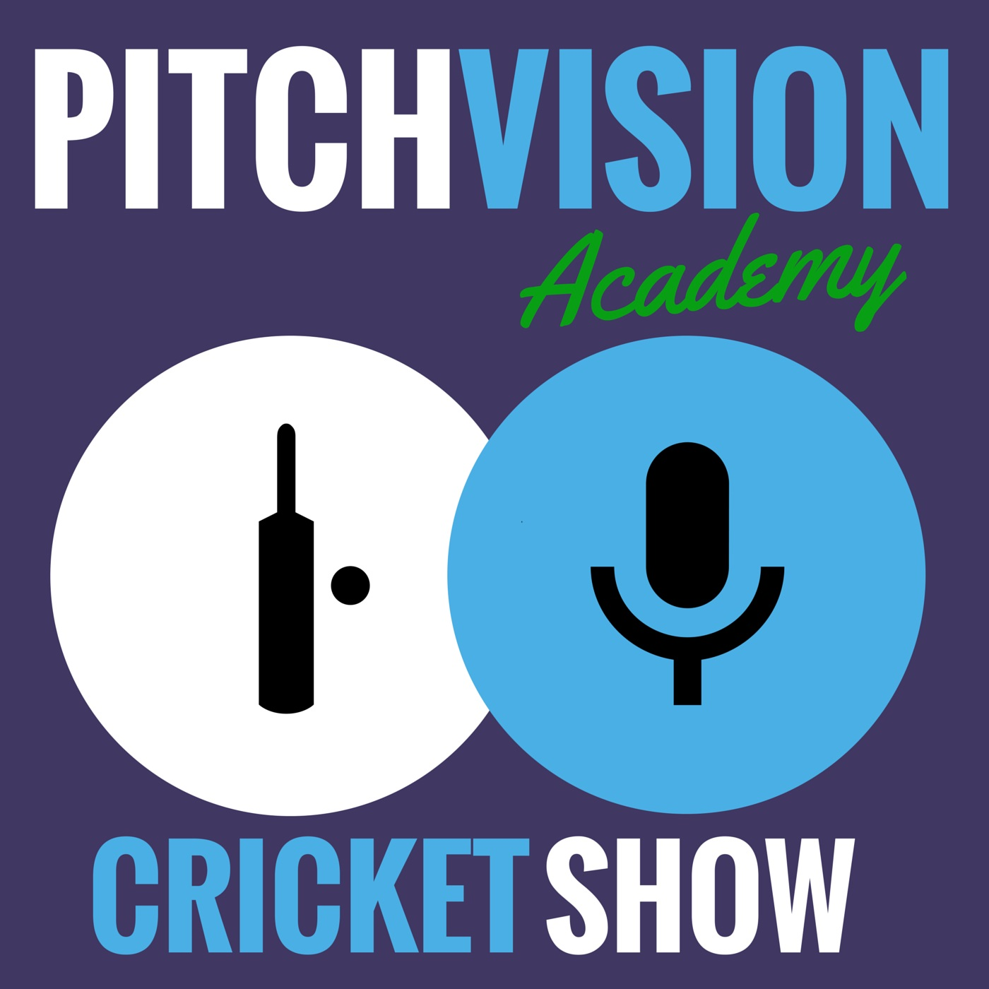 PitchVision Academy Cricket Show