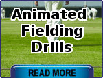 Animated Fielding Drills