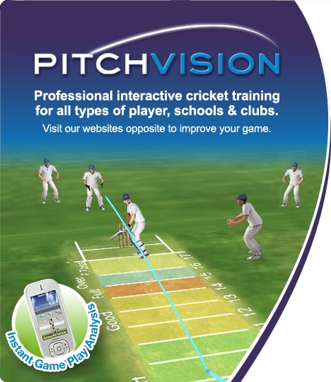 Professional interactive cricket training for all types of player, schools & clubs.